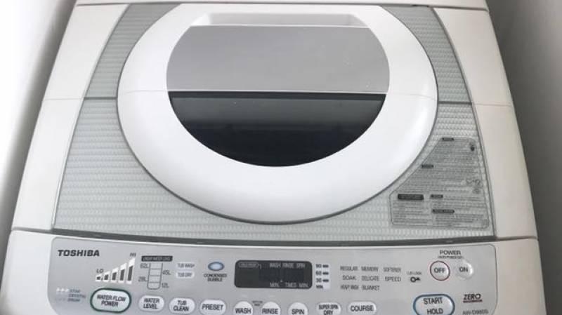 Cách tự sửa máy giặt Toshiba lỗi E23
